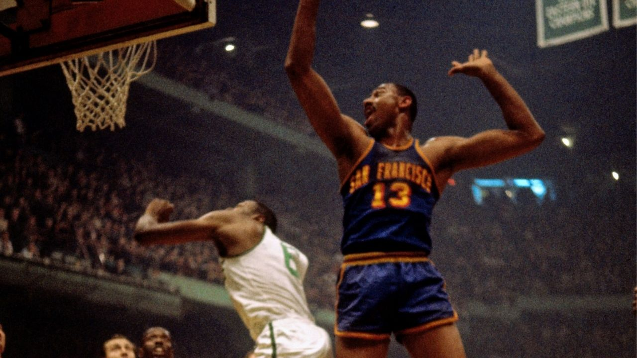 """""""Wilt Chamberlain really had a quintuple-double?"""": NBA fans stumped by Lakers and Sixers legend's greatest unofficial statline of all time"""