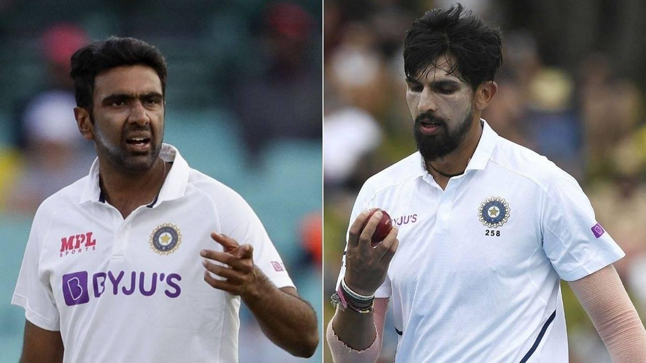 Ravi Ashwin or Ishant Sharma: Who should India play in Lord's Test vs England?