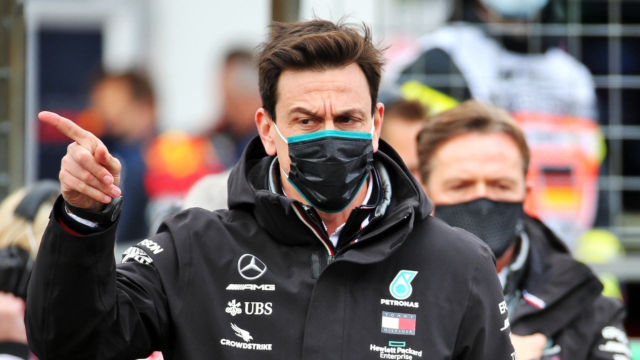 """""""Half points are annoying""""– Mercedes boss Toto Wolff annoyed with F1 verdict; claims other teams seek explanation"""