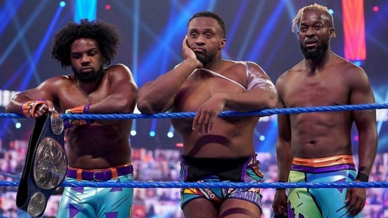 Big E says former WWE Champion was insufferable when he first met him
