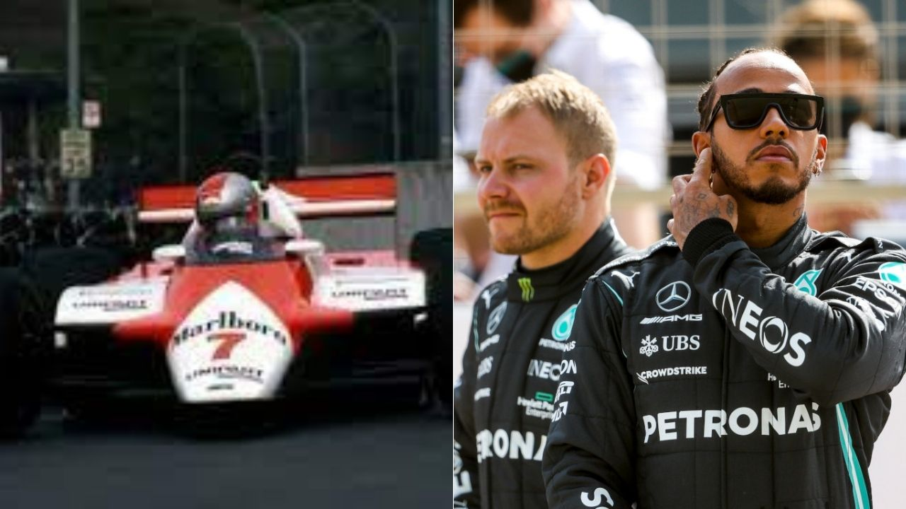 """""""He is what I would call a compliant teammate""""– Former McLaren driver offers insight on why Lewis Hamilton desires Valtteri Bottas over 'young lion' George Russell"""