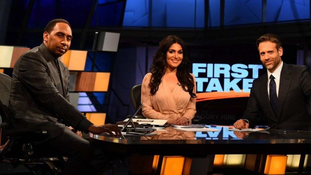 """""""His very first move was to sign Lamar Odom, WHO WAS ON CRACK!"""": NBA Twitter brings back iconic First Take meme as Max Kellerman announces he will be leaving the show and Stephen A Smith behind"""