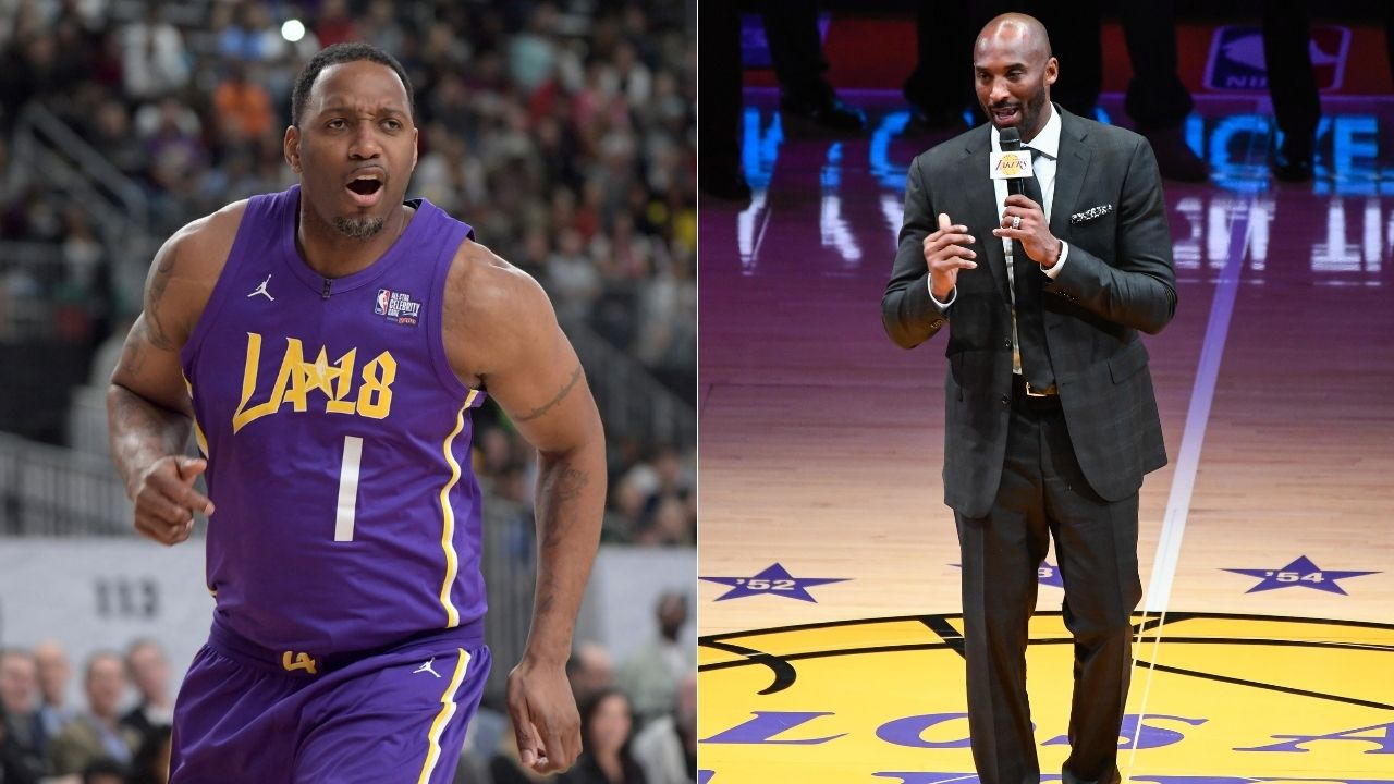 """""""I would have been the Scottie Pippen to Kobe Bryant's Michael Jordan"""": Tracy McGrady on if he had joined forces with Kobe Bryant and Shaquille O'Neal in LA"""