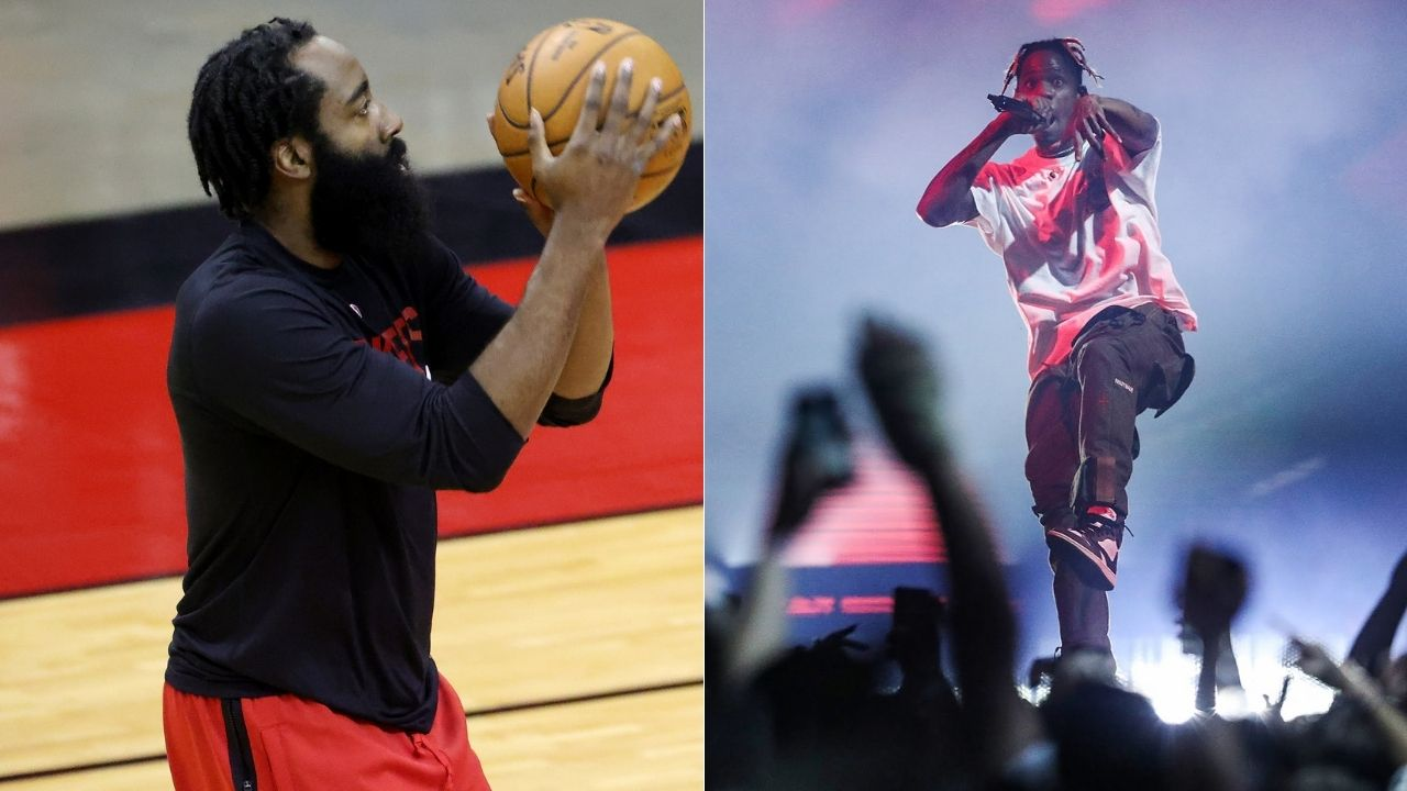 """""""Travis Scott really unlisted his music video with James Harden?"""": When H-Town rapper took down official video for 'way back' featuring Rockets star after poor response"""