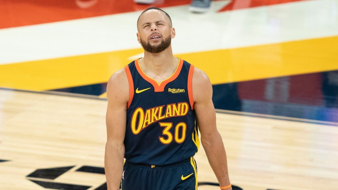 """""""Stephen Curry is unfazed by his father's fight with Sonya Curry!"""": Warriors superstar subtly squashes rumors about himself and Dell Curry with a shocking post on Twitter"""