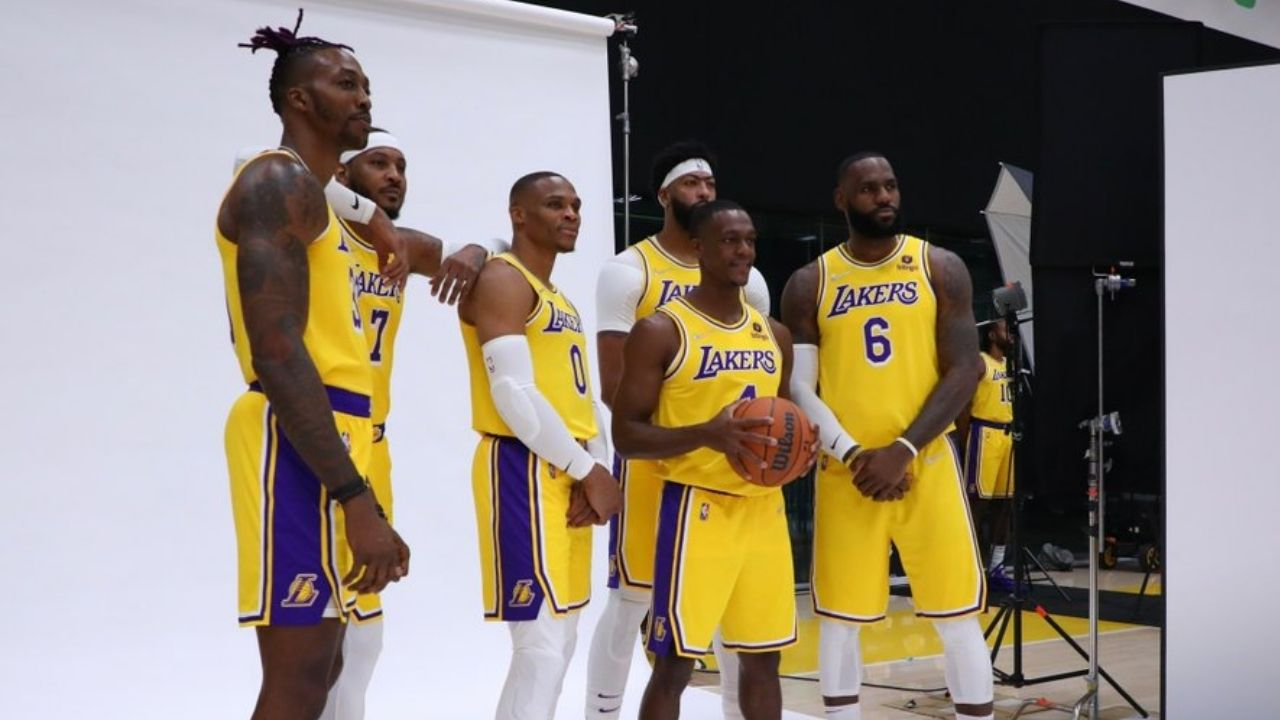 """""""Lakers might be the oldest but have intelligence and physical capabilities"""": Metta Sandiford-Artest explains why LeBron James and co. have a shot at winning the 2022 title"""