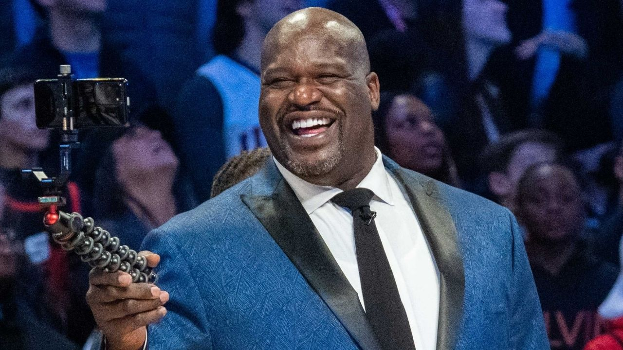 """""""I was the last guy to beat Michael Jordan in a playoff series!"""" Shaquille O'Neal takes pride in eliminating Bulls legend during the 1995 postseason"""