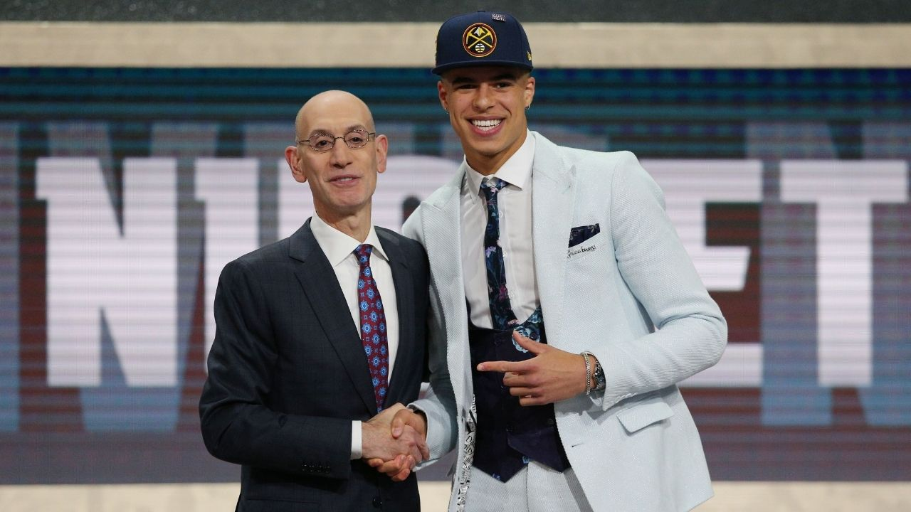 """""""I had Covid twice, so I don't feel comfortable taking the vaccine"""": Michael Porter Jr adamantly argues against NBA implementing vaccine mandate for 2021-22"""