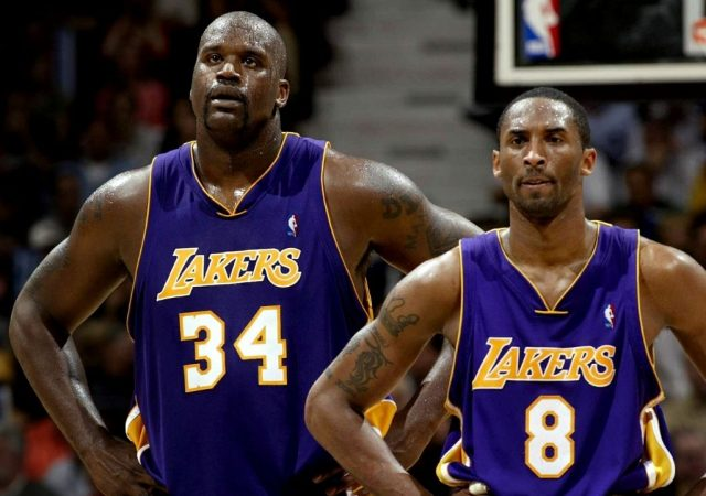 """""""Jerry West was the architect behind Kobe-Shaq's 3-peat"""": The Logo was responsible for changing the landscape of the NBA in 1996"""