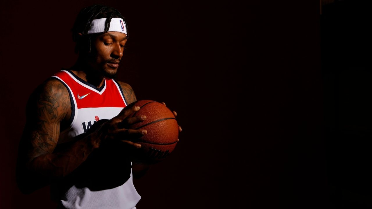 """""""Why do we need fire alarms if you can see the fire?!"""": Bradley Beal shouts out a hilarious statement during the Washington Wizard's recent media day"""