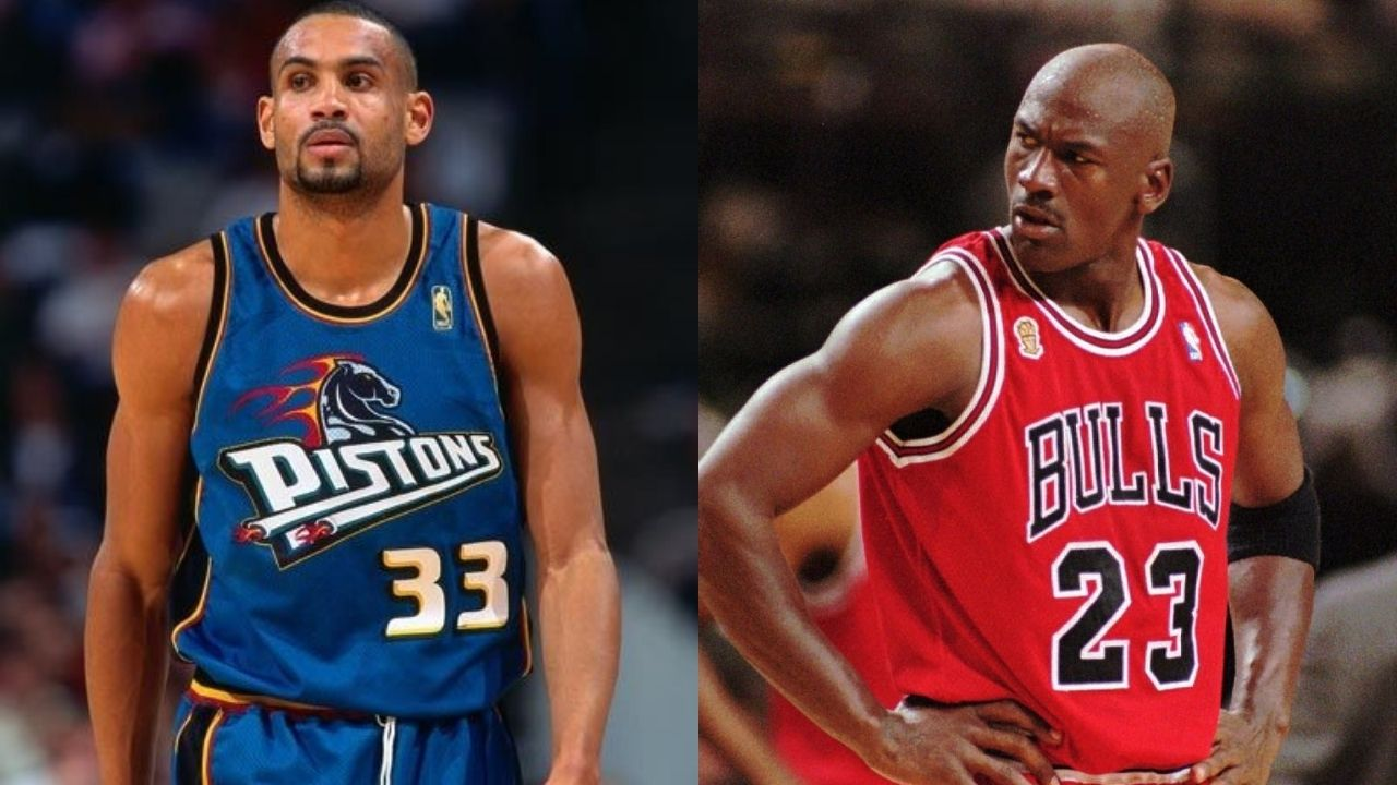 """""""Grant Hill was supposed to replace Michael Jordan as the face of the NBA"""": Isiah Thomas had high expectations of the former Pistons All-Star"""