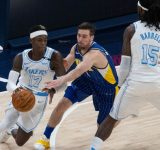 """""""Dennis Schroder will be the first #71 in Celtics history"""": Former Lakers guard picks jersey number after German fans brigade his online poll with votes for #96"""