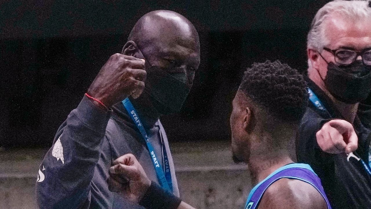 """""""Michael Jordan really tried to slap Malik Monk a second time!"""": When the Bulls legend created one of the funniest moments in the Charlotte Hornets' history"""