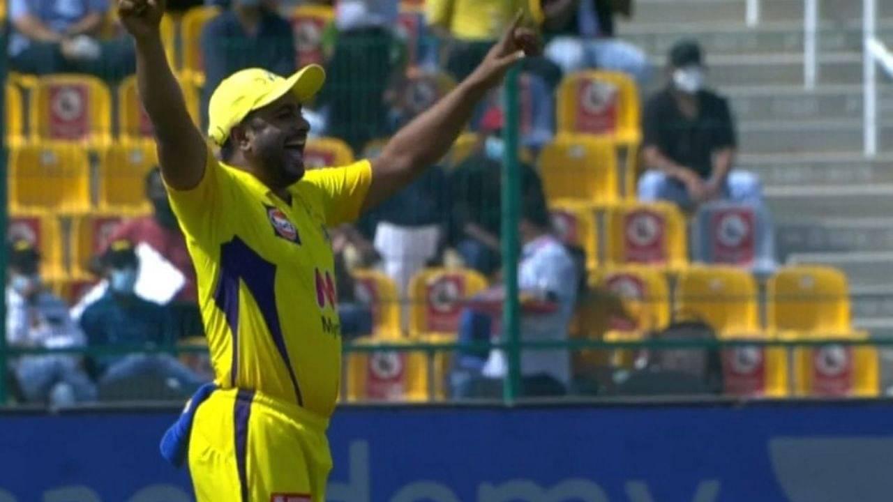 Ambati Rayudu age: Rayudu nails direct-hit to dismiss Shubman Gill cheaply in IPL 2021