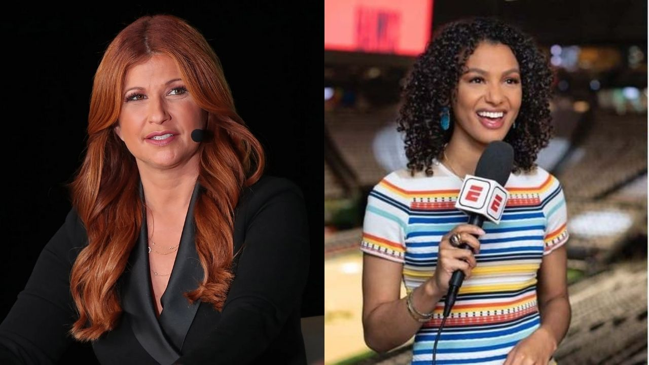"""""""ESPN really took Rachel Nichols job, and gave it to Malika Andrews, on her birthday?!"""": NBA Twitter reacts to the news of 'NBA Today' replacing 'The Jump' on ESPN"""