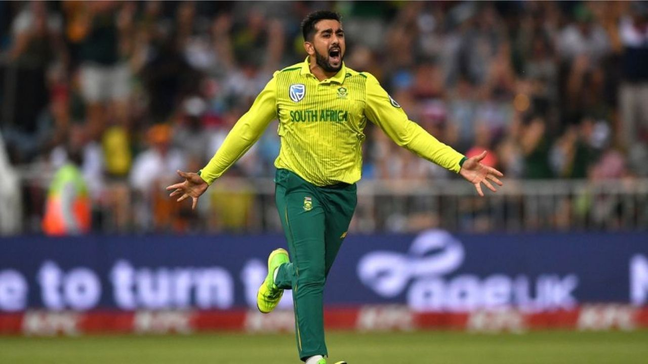 """""""Position at halfway mark doesn't count"""": Tabraiz Shamsi believes Rajasthan Royals are in """"good position"""" ahead of IPL 2021 resumption"""