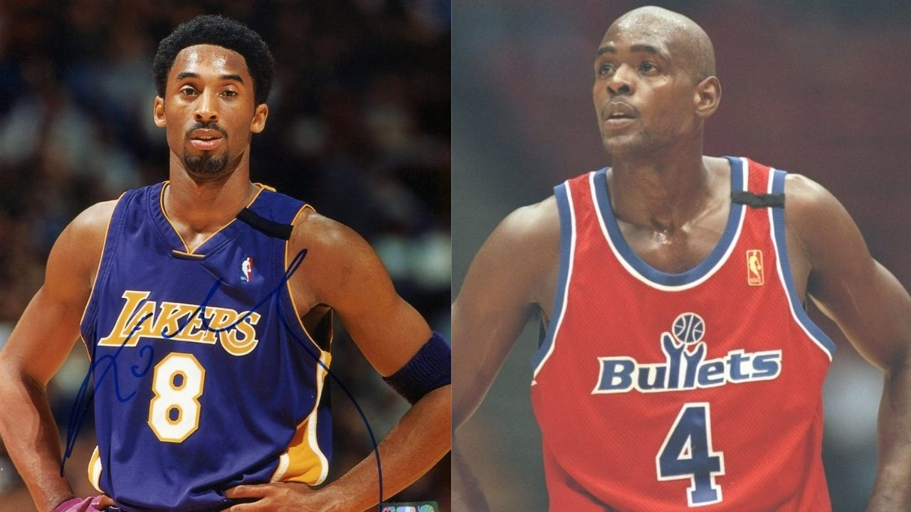 """""""Kobe Bryant could have played out his entire career in Washington!"""": How Hall-of-Famer Chris Webber impeded Black Mamba from getting drafted by the Washington Bullets"""
