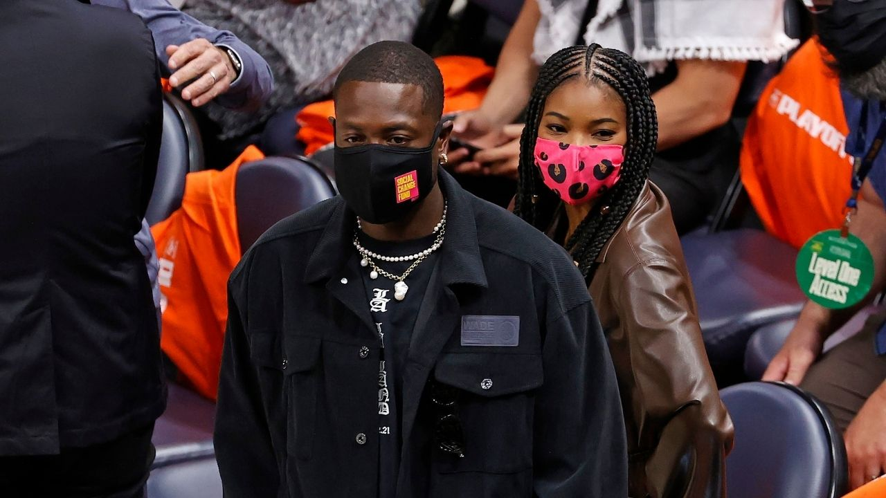 """""""Dwyane Wade and Gabrielle Union did not speak to each other for a week"""": Heat legend and Hollywood starlet reveal how they solidified their relationship in its initial stages"""
