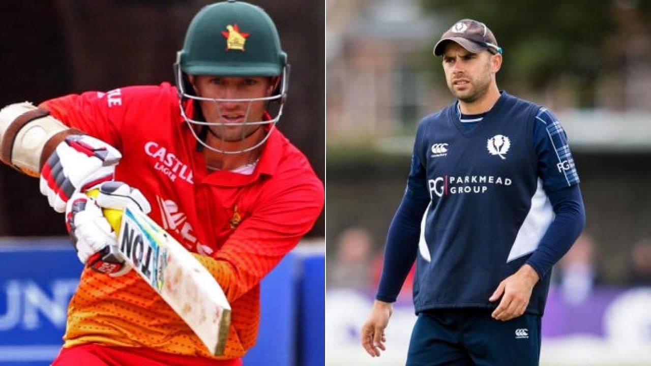Scotland vs Zimbabwe 1st T20I Live Telecast Channel in India and Scotland: When and where to watch SCO vs ZIM Edinburgh T20I?