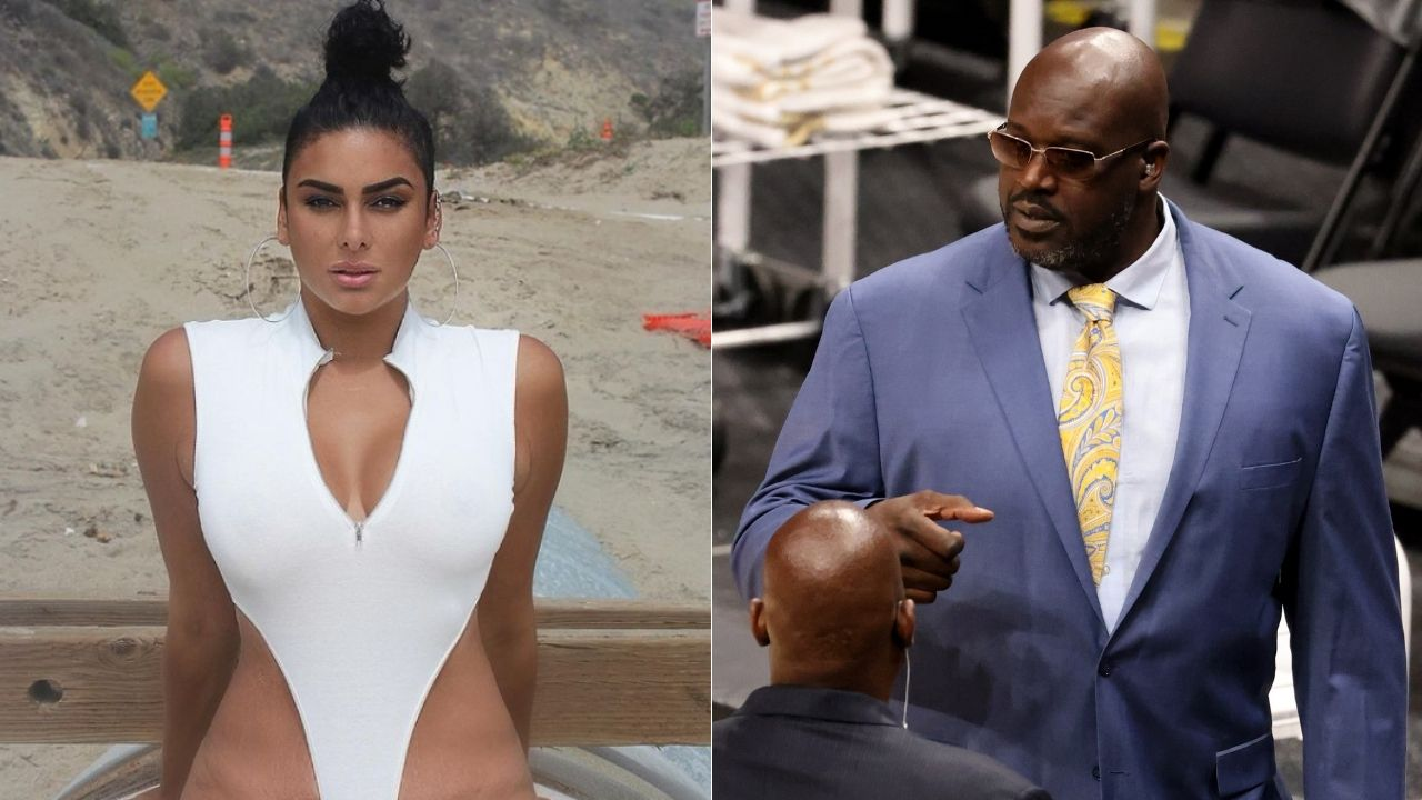 """""""Never slept with Shaquille O'Neal, have you seen his feet?"""": When Laura Govan dismissed cheating allegations by Lakers legend's wife Shaunie in interview regarding Gilbert Arenas"""