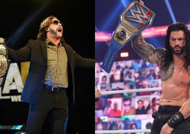 Kenny Omega says he wants Roman Reigns to join AEW