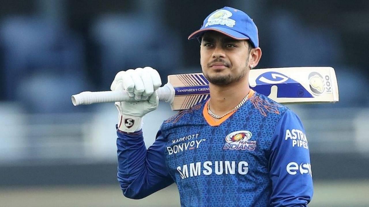Why is Ishan Kishan not playing today's IPL 2021 match vs Punjab Kings?