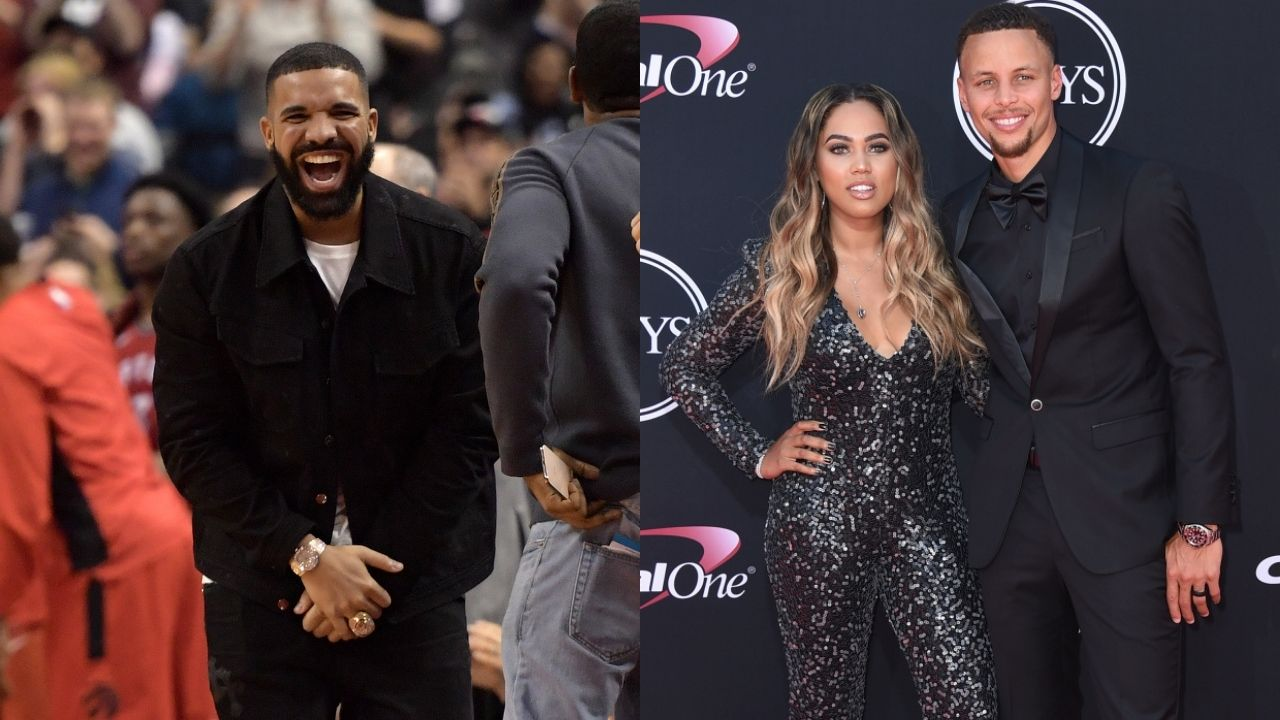 """""""Why did Drake name drop Ayesha Curry instead of Savannah James?"""": NBA fans hilariously react to the 'Certified Lover Boy' showing love to Stephen Curry's wife on his new album"""