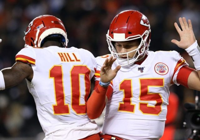 """""""F*ck It, Tyreek Hill is Down There Somewhere"""": Patrick Mahomes Explains His Incredible Pass Against the Browns, Saying 'Sometimes It Be Like That'"""