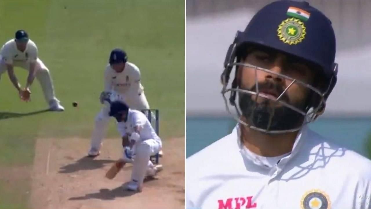 Virat Kohli runs against England Test series 2021: Moeen Ali dismisses Virat Kohli as England regain control in Oval Test