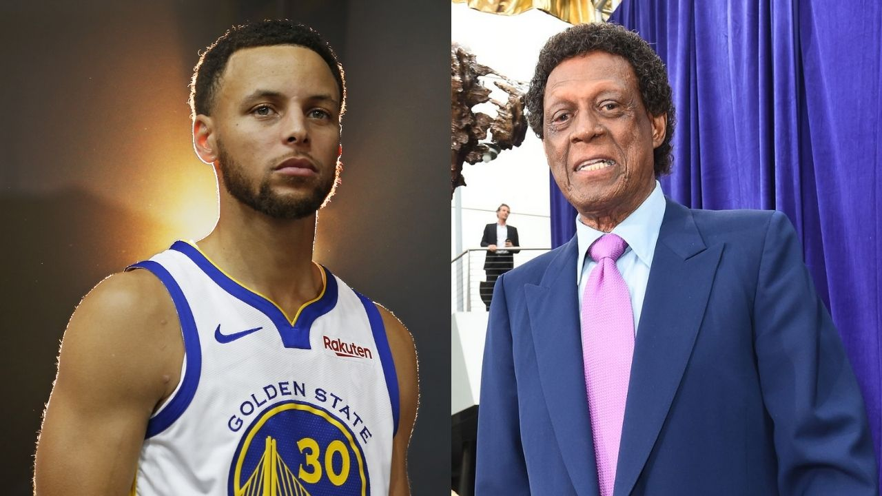 """""""Stephen Curry is a freak of nature!"""": When NBA legend Elgin Baylor praised the Warriors' superstar on ESPN's The Jump, claims he loved watching The Chef the most in the current NBA"""