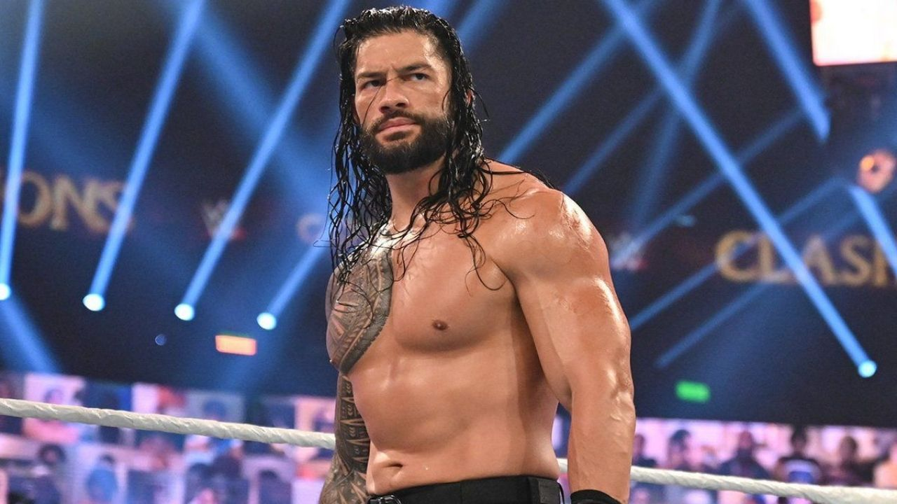 Top WWE Star in hot water for taking a shot at Roman Reigns