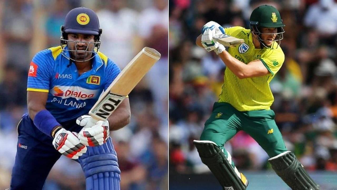 SL vs SA Head to Head Records in T20Is | Sri Lanka vs South Africa Stats | Colombo T20I