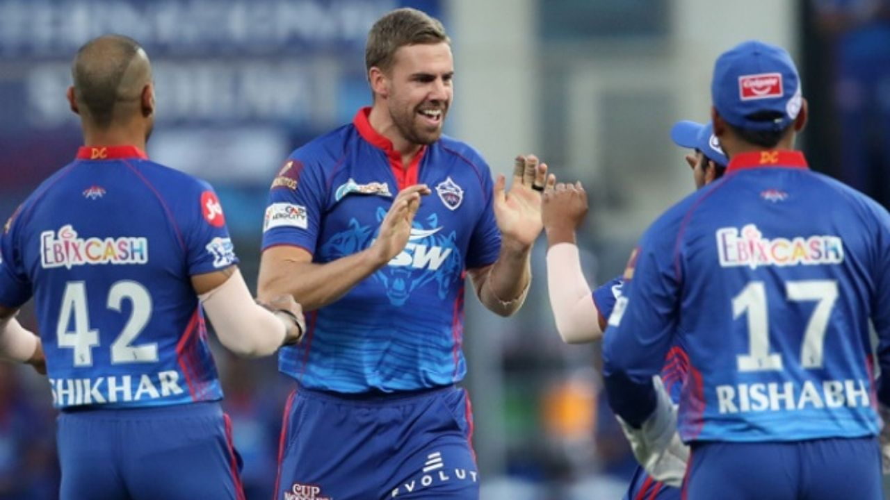 Man of the Match today IPL 2021: Who was awarded the Man of the Match in DC vs SRH IPL 2021 match?