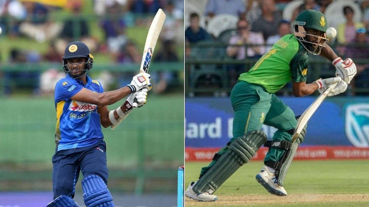 SL vs SA Head to Head Records in ODIs | Sri Lanka vs South Africa Stats | Colombo ODI