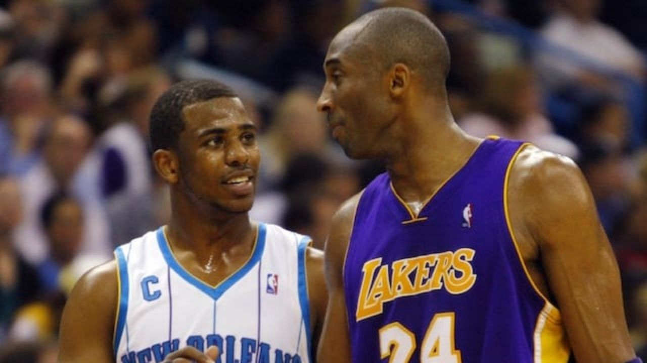 """""""Chris Paul and Kobe Bryant would've ruined the NBA for at least 10 years!"""": Gilbert Arenas releases his verdict on incredible Lakers team-up that almost happened"""