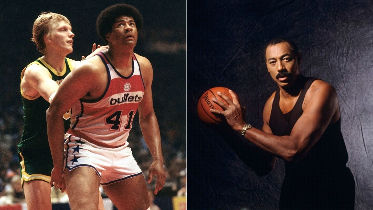 """""""Wes Unseld was the only guy Wilt was scared of in the league."""": Dr. J on the lone NBA player Wilt Chamberlain feared"""
