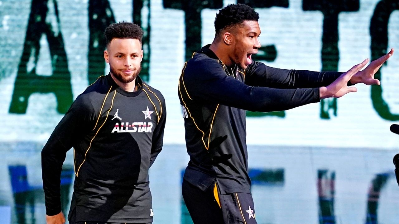 """""""Stephen Curry and Giannis Antetokounmpo could have been teammates in 2013"""": The Warriors wanted to trade the 3x NBA champion during his rookie years in the league"""
