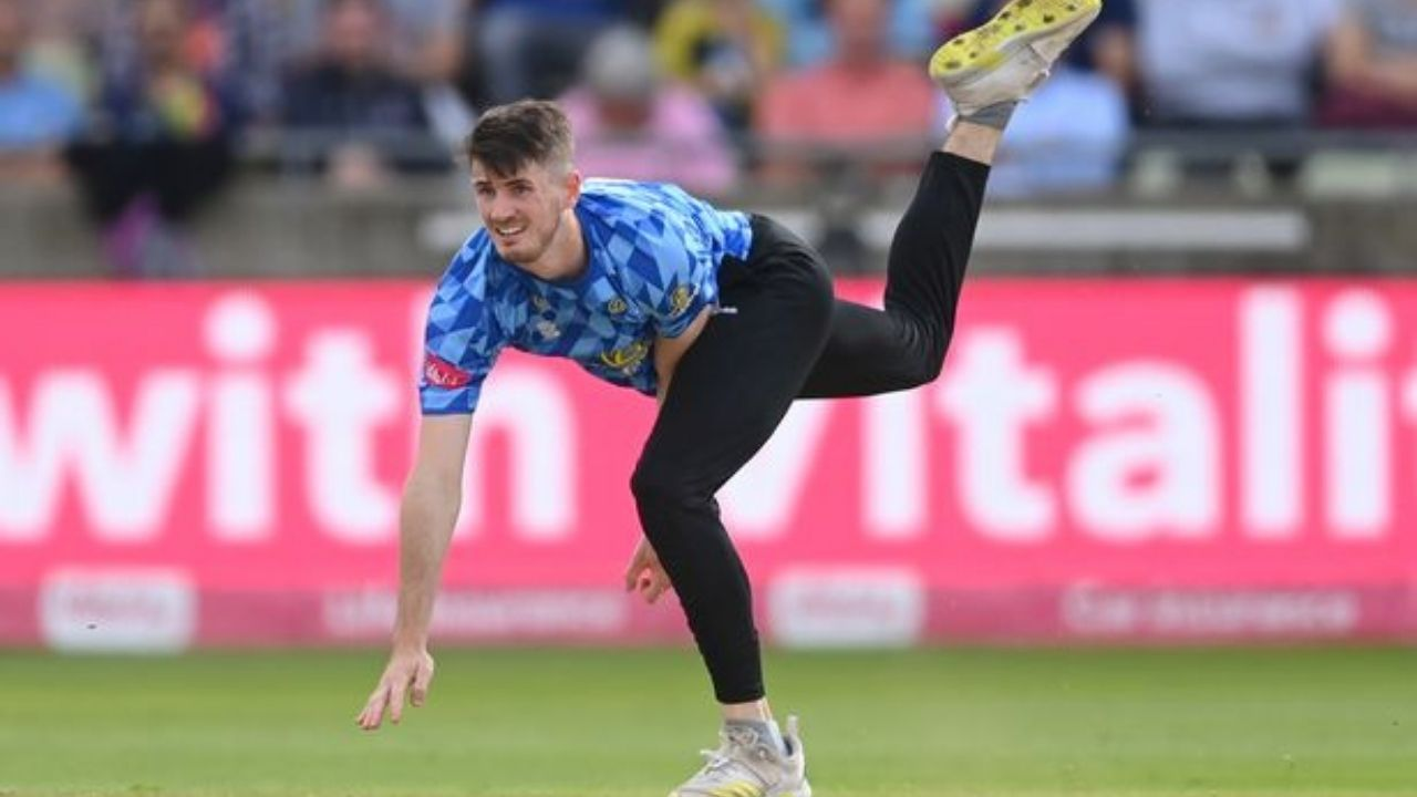 Garton cricket IPL 2021: Why is Kyle Jamieson not playing today's IPL 2021 match vs Rajasthan Royals?