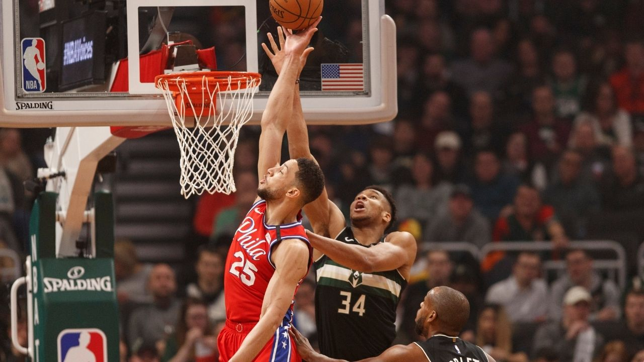 """""""Giannis ain't a better free throw shooter, but Ben Simmons is scared to go to the line"""": Charles Barkley explains why Sixers fans are incensed with their All-Star point guard"""