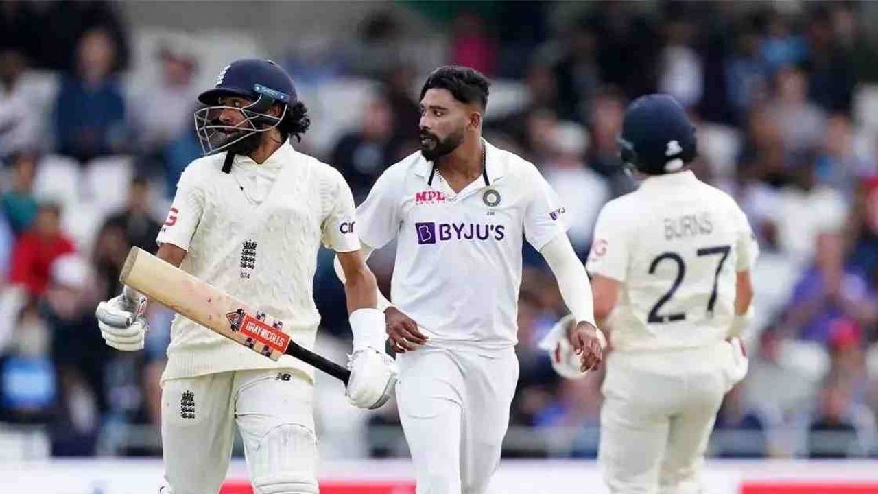 Oval weather today IND vs ENG: What is the Weather at Kennington Oval London for India vs England Day 5?