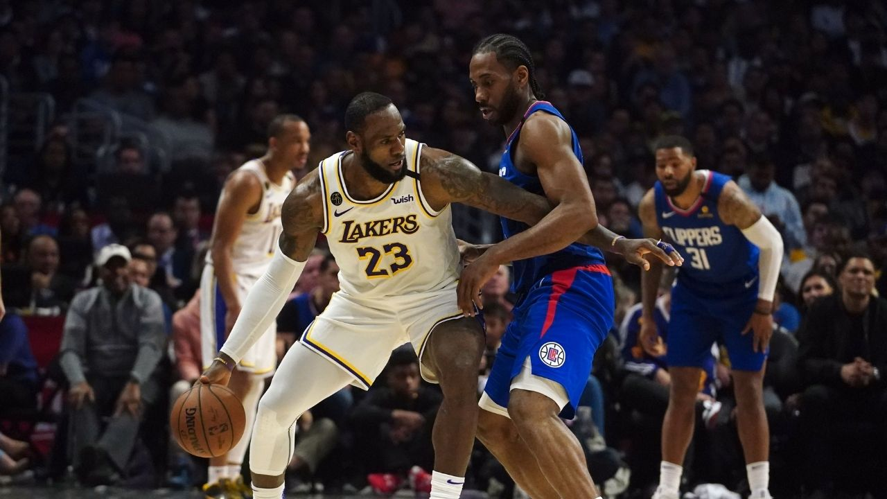 """""""I will quit if LeBron James wins another title before my Clippers do!"""": Clipper Darrell makes a massive statement regarding his loyalties ahead of the upcoming season"""