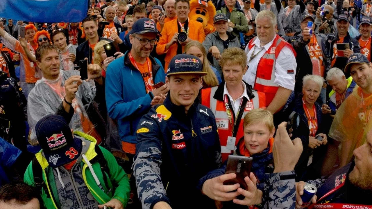 """""""I would prefer to not be known""""– Max Verstappen would choose anonymity to live normal life"""