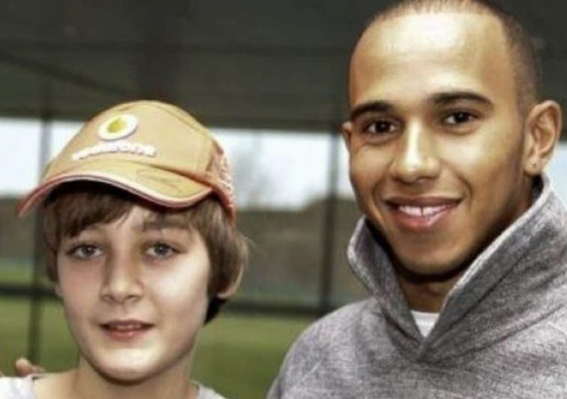 """""""I want to be like him""""– Lewis Hamilton 'superhero' meet determined George Russell to pursue F1 dream"""