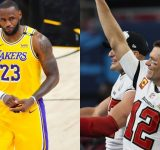 """""""Tom Brady Throwing 600 TDs is Highly More Impressive Than LeBron James Passing Kareem Adbul-Jabbar"""": Skip Bayless Firmly Believes That the All-Time NBA Scoring Title Doesn't Compare to Completing 600 TDs"""