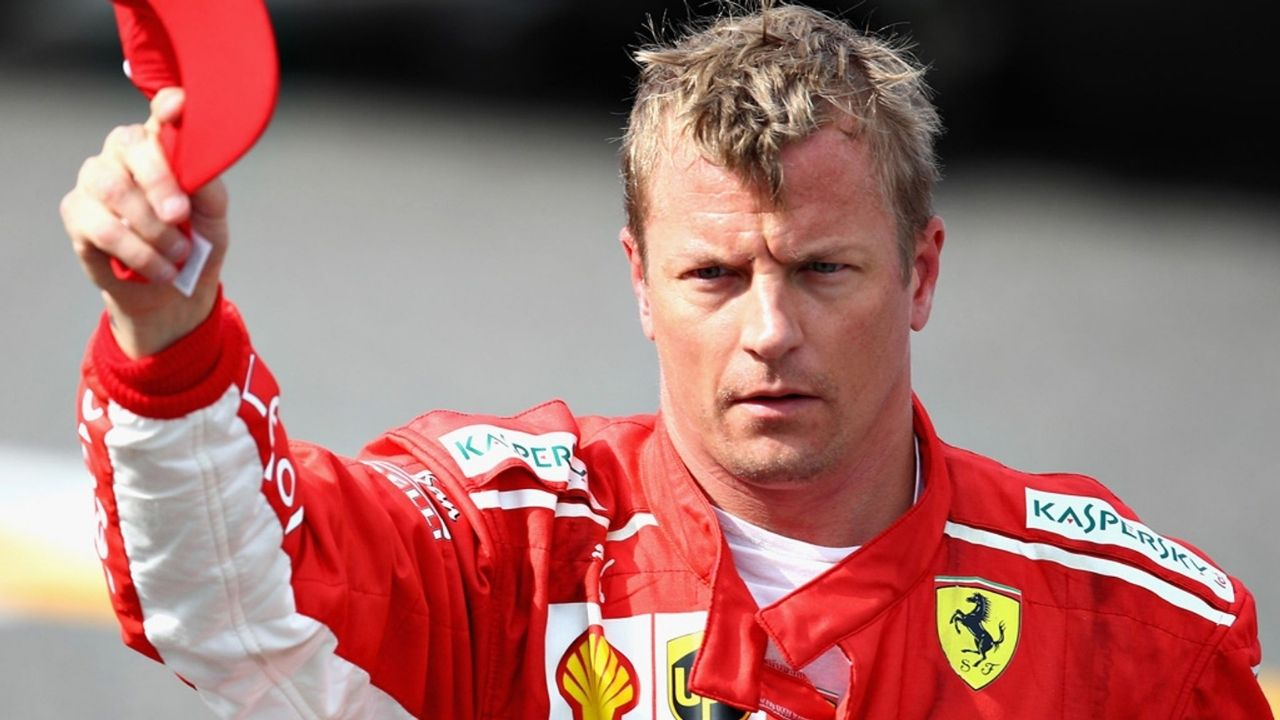 """""""This is it!"""" - The Iceman Kimi Raikkonen to retire from Formula 1 after this season"""