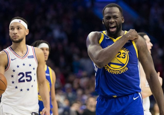 """""""If I have Ben Simmons, I don't need Draymond Green!"""": Chris Broussard makes an abysmal hot take on the Warriors and 76ers stars"""