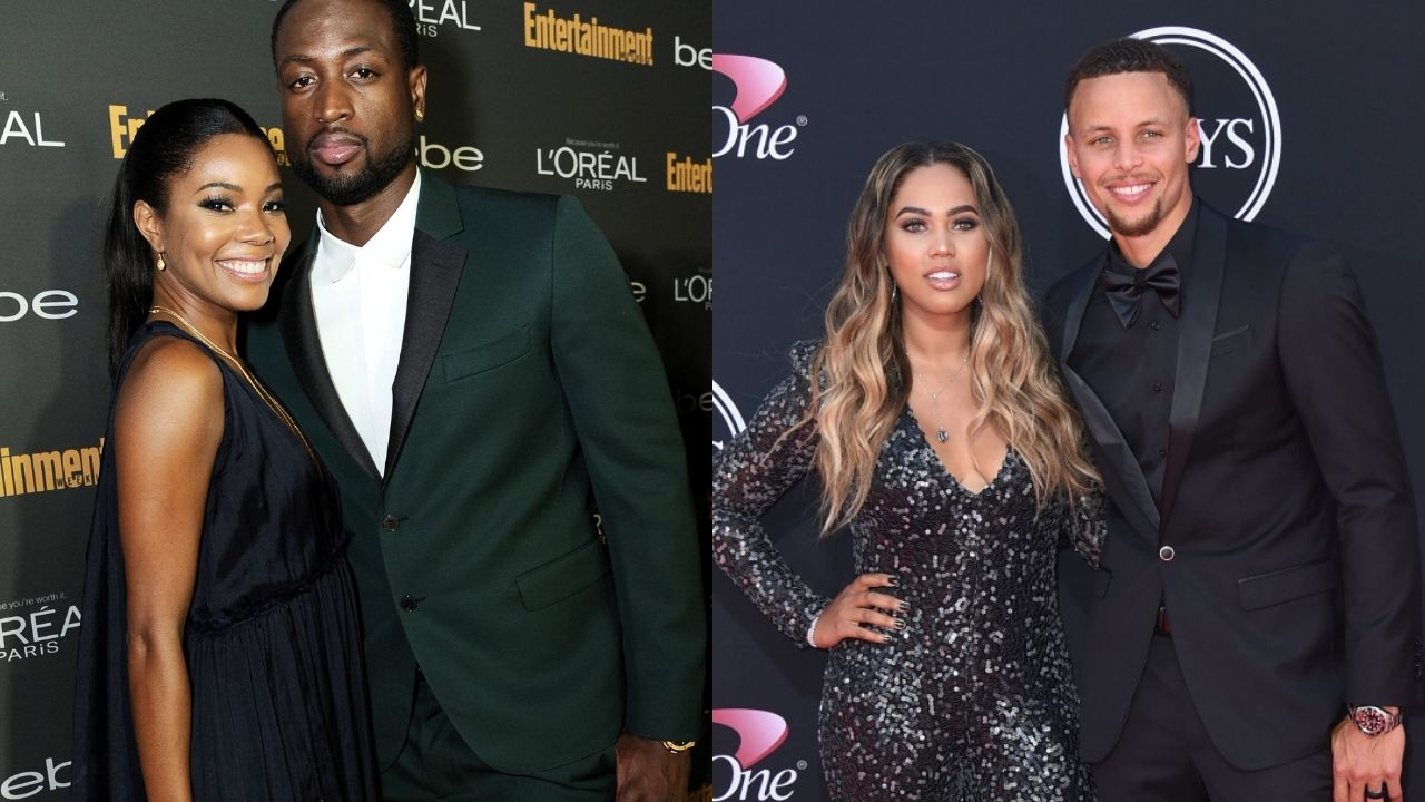 """""""Stephen Curry and Ayesha Curry should break up now"""": When Gabrielle Union admitted to giving the Currys some questionable advice in their earlier days as a couple"""