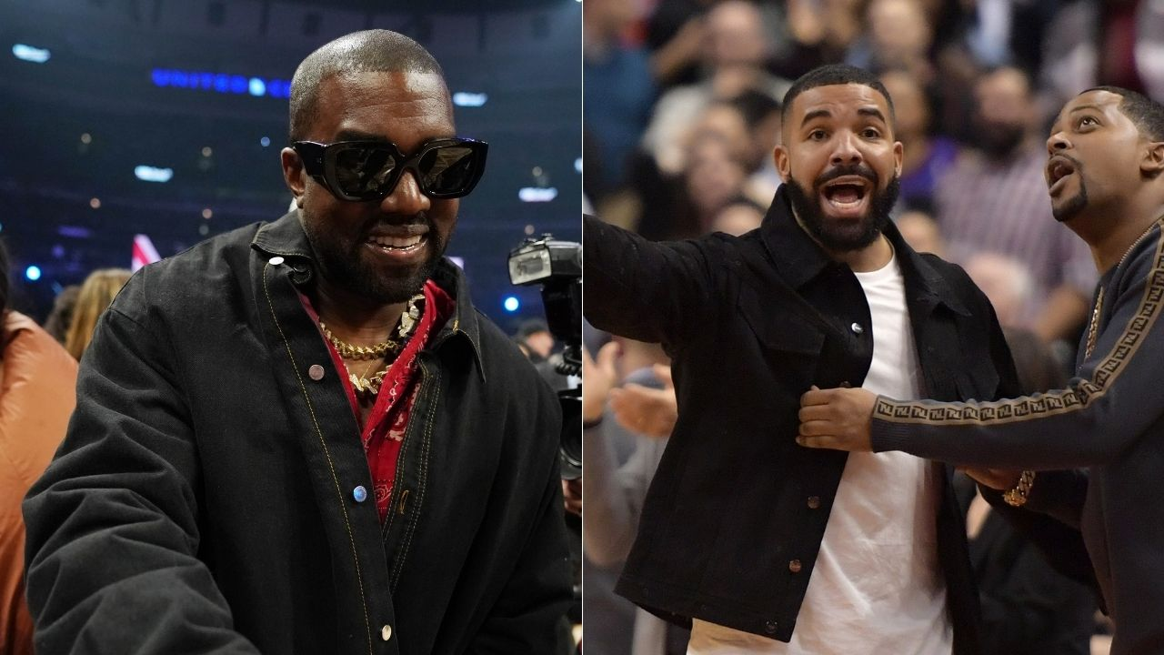 """""""Kanye West had a better Giannis verse than Drake!"""": NBA Twitter debates which rapper had the better reference to Bucks superstar on recent releases"""