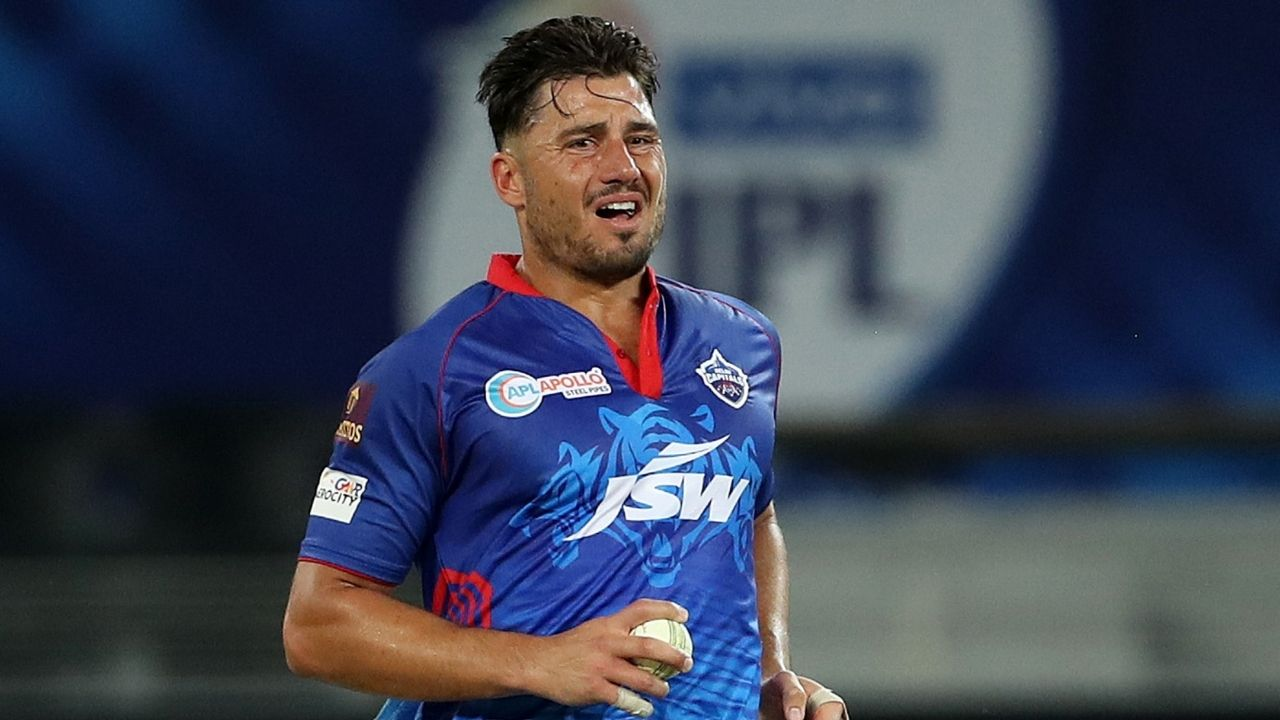 Why is Marcus Stoinis not playing today's IPL 2021 match vs Rajasthan Royals?