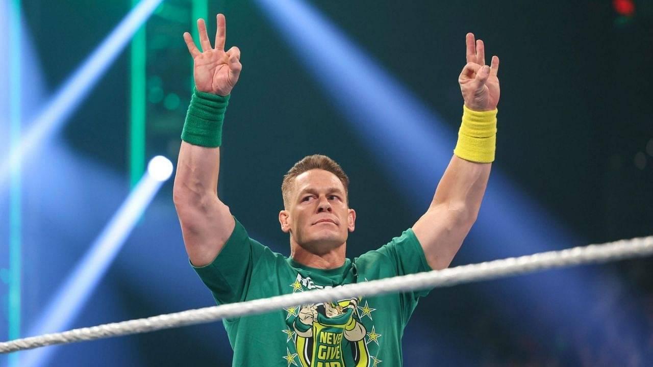 WWE make changes to John Cena return on SmackDown
